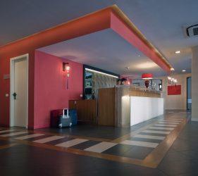 caravel hotel interni