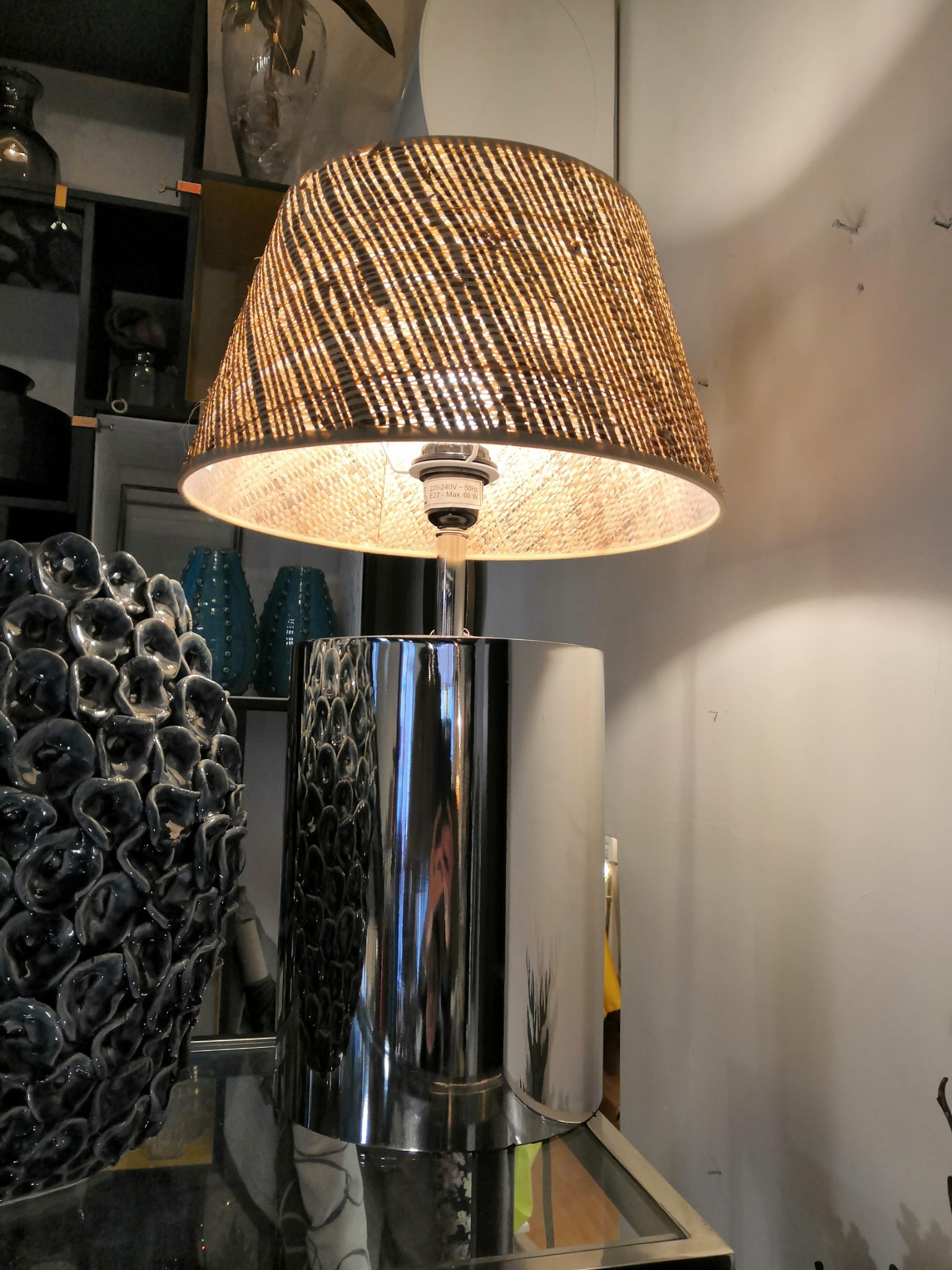 lamp cromata